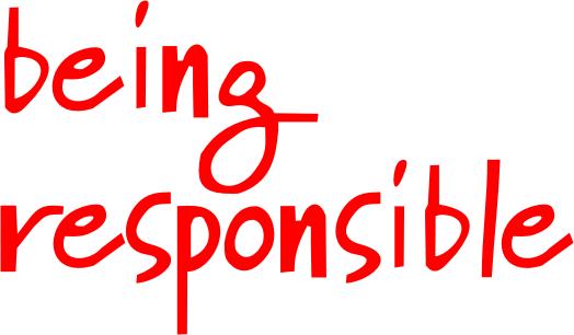Being responsible laun...