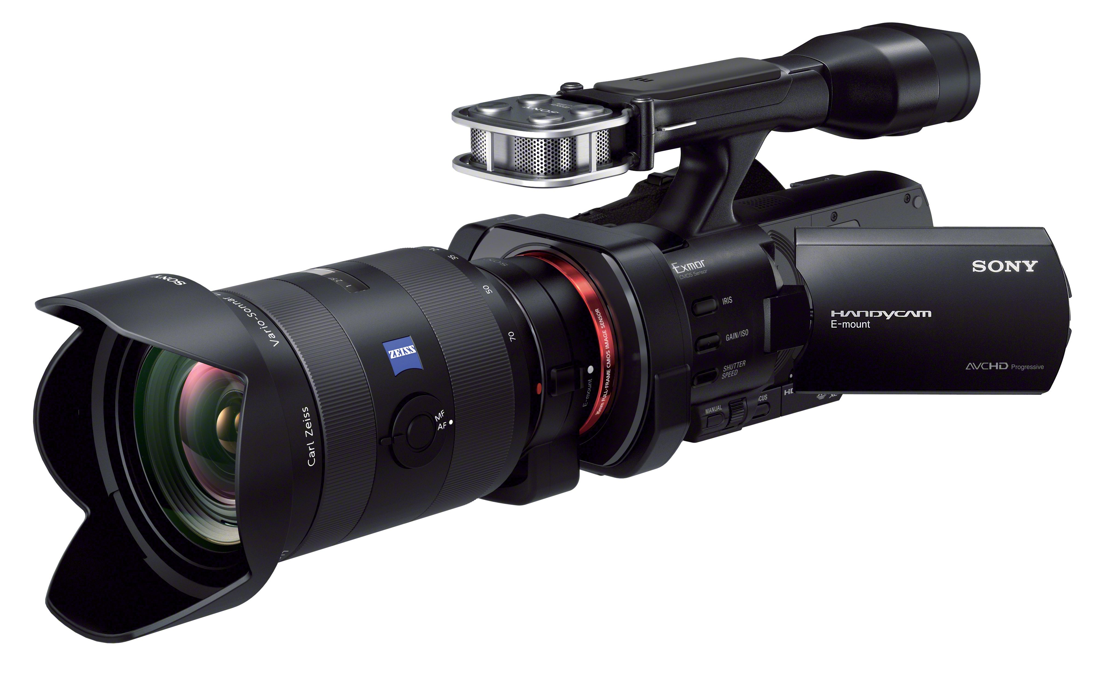 Sony introduces new Digital Imaging range with Full-Frame ...