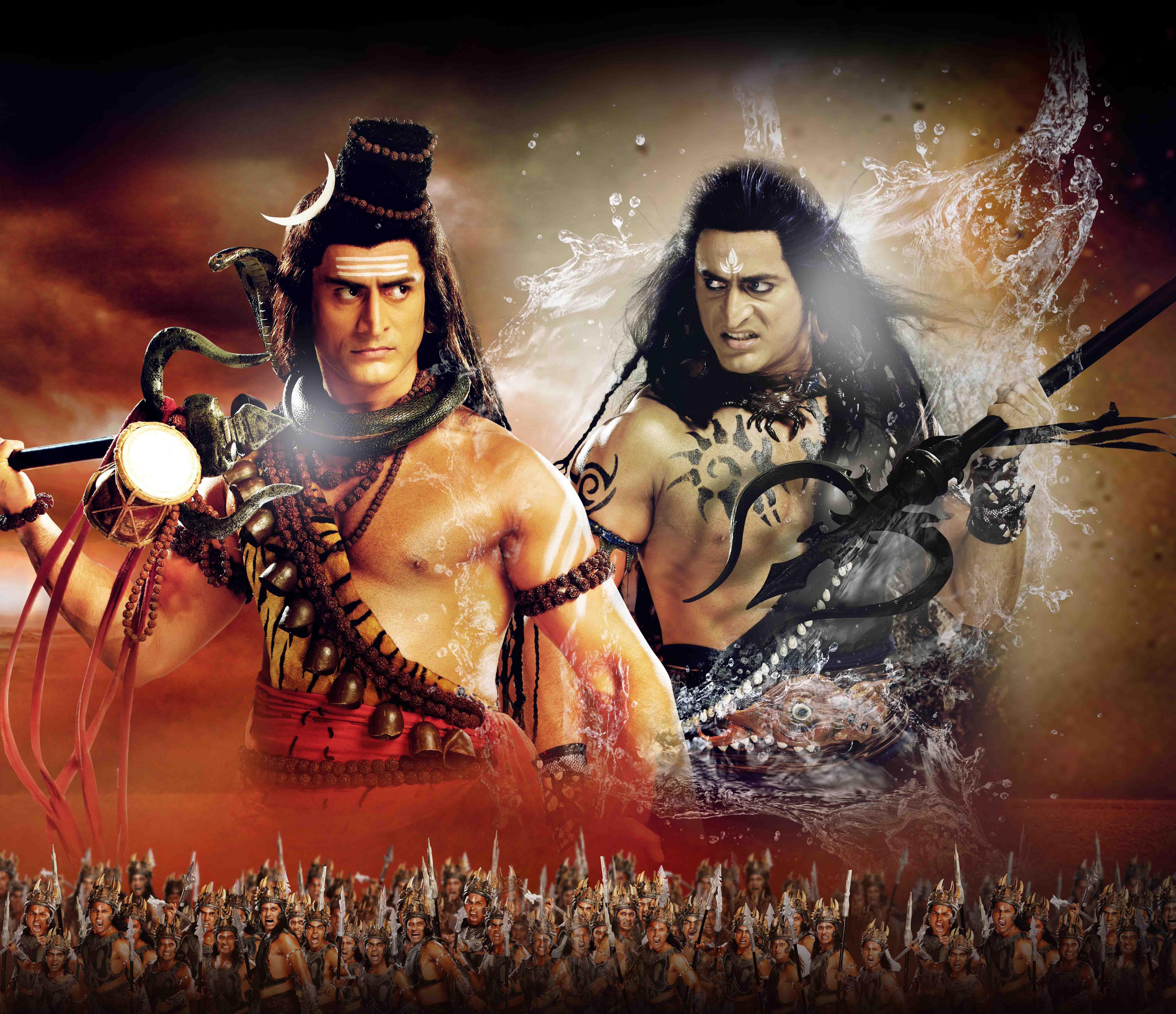 Обои для рабочего стола индия боги
