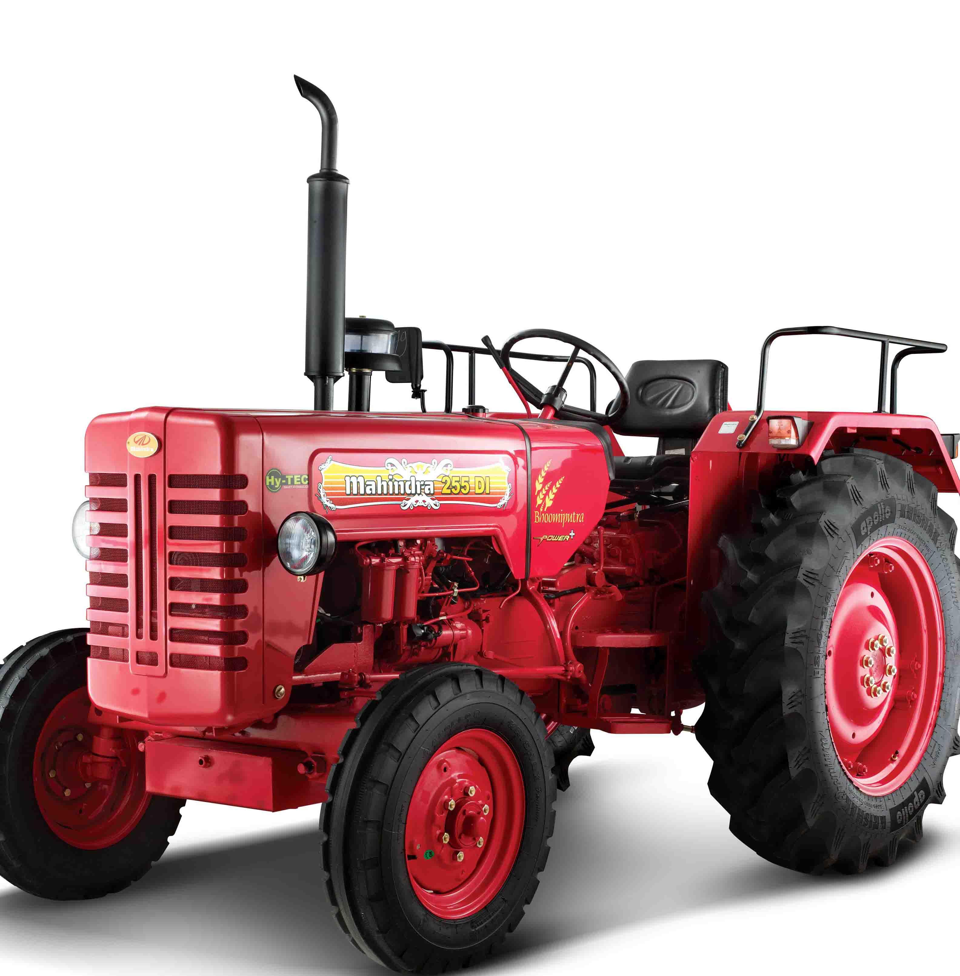 Mahindra Tractors Launches The New Mahindra 255 Di