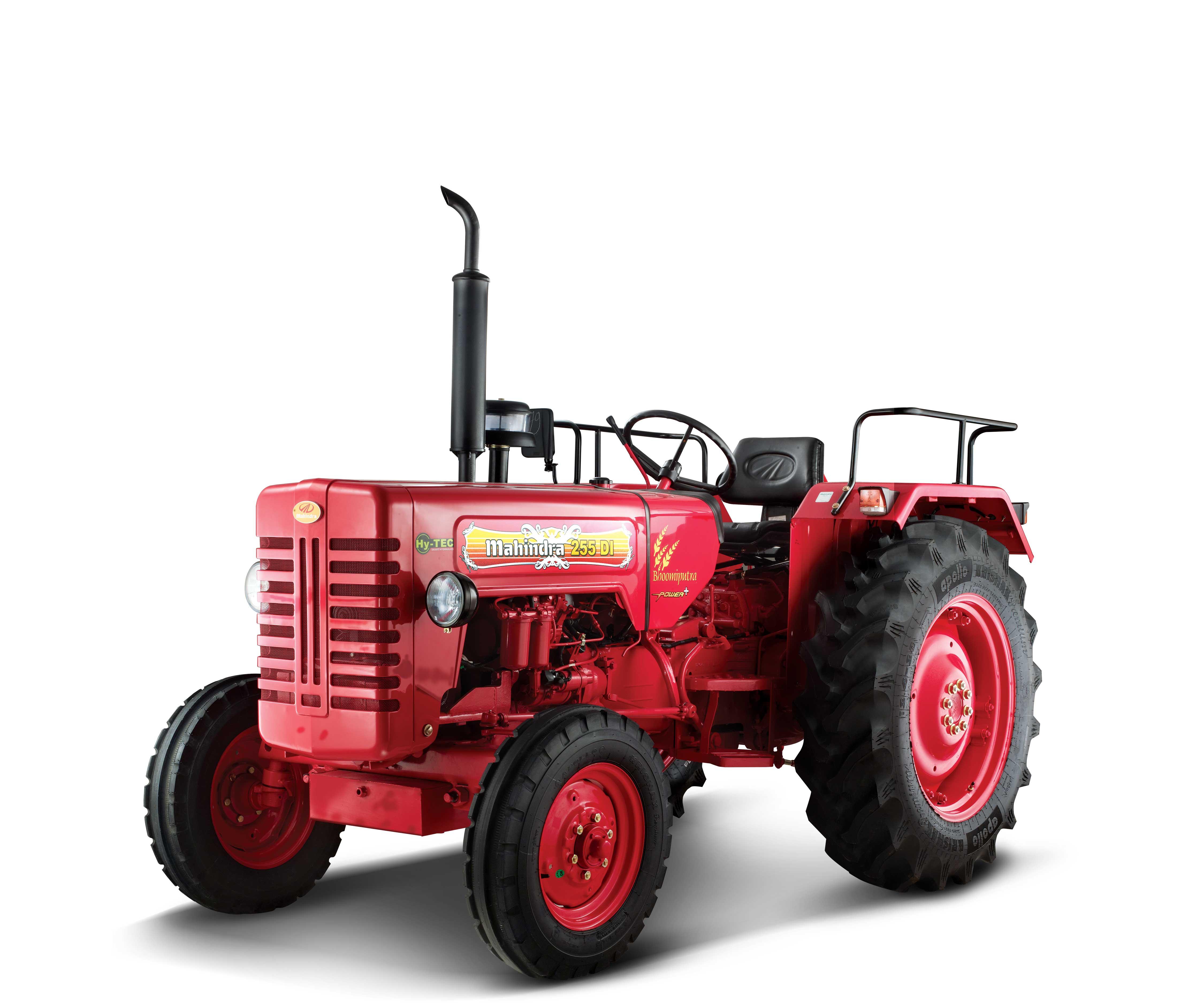 Mahindra Tractors launches the new Mahindra 255 DI Power ...