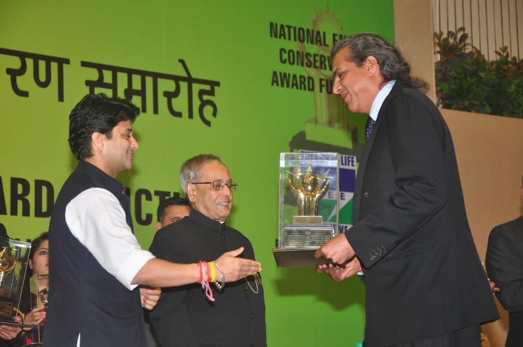 Usha International Wins National Energy Conservation Award
