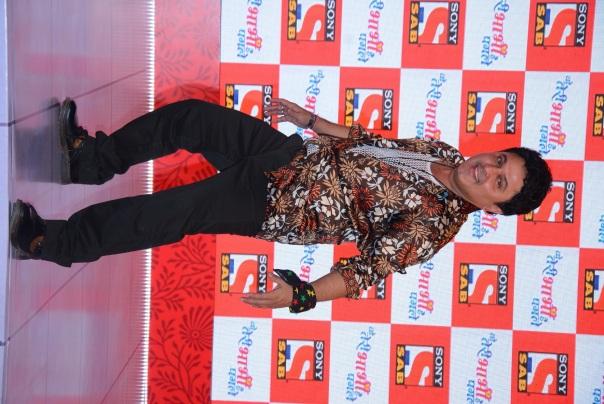Ali Asgar as Nathu Nakabandi in SAB TV's Woh Teri Bhabhi Hai Pagle