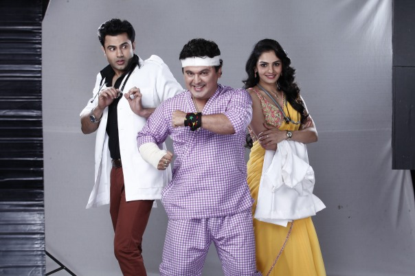 Ather Habib +Ali Asgar + Krishna Gokani -3