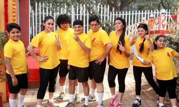 Chidiya Ghar football match team pic-1