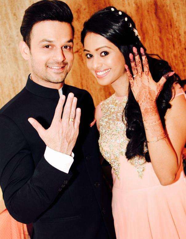 SAB TV's Sahib Biwi Aur Boss's lead actor Mugdha Chapekar gets engaged to her long time sweetheart Ravish Desai