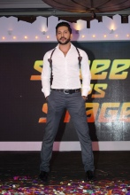 Terence Lewis at the launch of So You Think You Can Dance