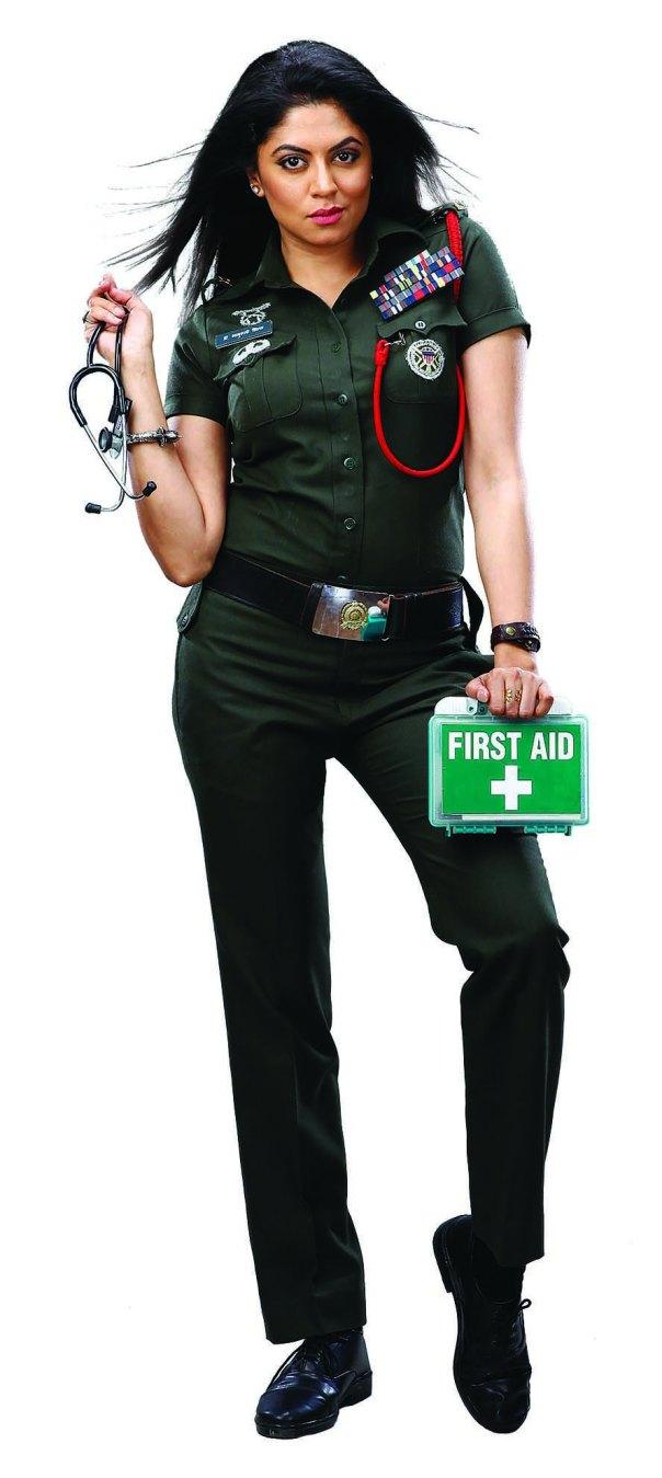 Kavita Kaushik in Dr Bhanumati On Duty_A_Sony SAB