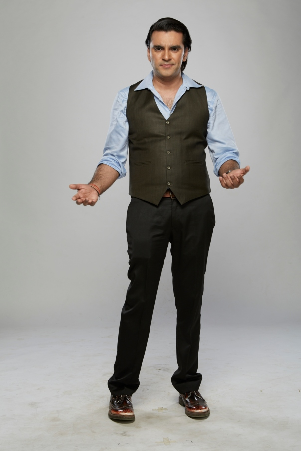 Dhruv Singh as Vinod in SAB TVs Sahib Biwi Aur Boss