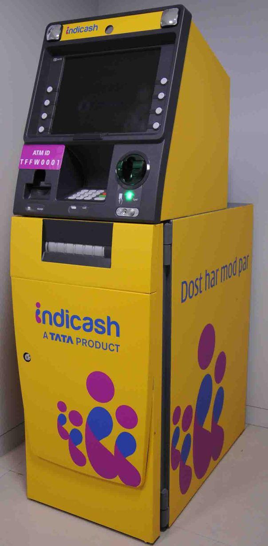 Indicash ATM