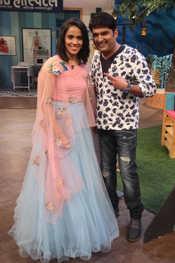 Kapil Sharma and Saina Nehwal (1).JPG