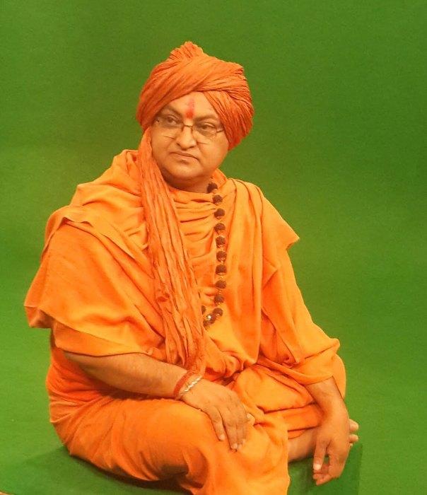 Mahamandleshwar Swami Dr. Umakantanand Saraswati Ji Maharaj