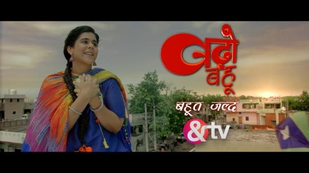 Rytasha Rathore as Badho Bahu 2