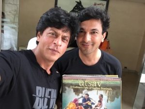 shahrukh-khan-and-chef-vikas-khanna